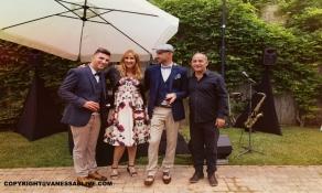 Cocktail de Mariage en Italie - J-Philippe & Vincent