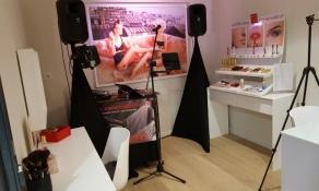 Inauguration salon de beauté - Le Pradet 83
