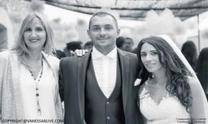 Mariage de Romina & Franck - Chanteuse - Vin d'honneur au Domaine du Gros Noré
