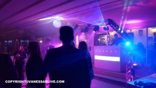 Partie DJ pour la soirée - Vanessa B. Live