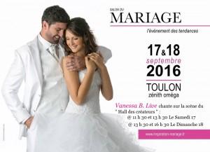 Chanteuse Mariage Toulon