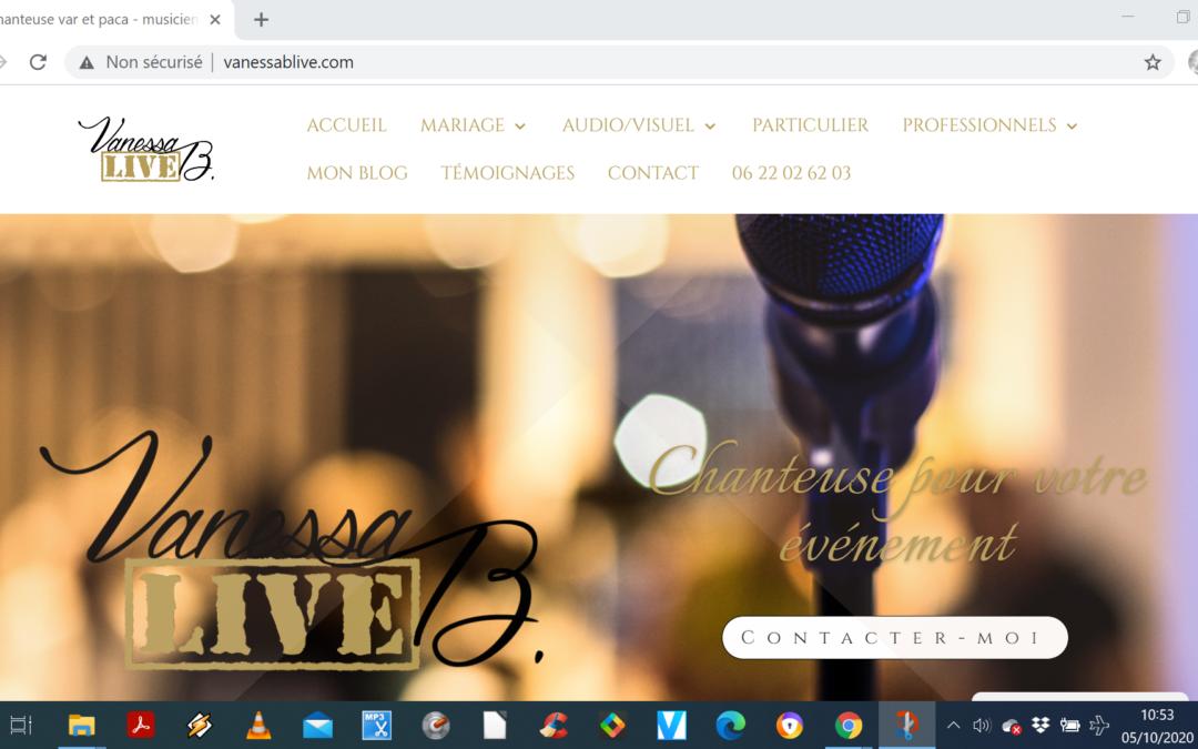 Mis en ligne du Nouveau Site Internet !