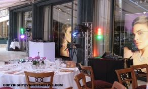 Cocktail en Duo Soirée Privée - Terrasse Empire Hôtel de Paris - Monaco