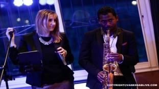 Duo Chanteuse et Saxophoniste pour Inauguration , Vernissage , Cocktail ...