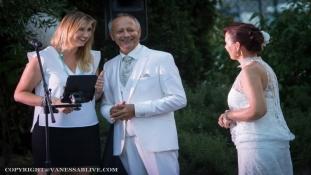 Mariage Var PACA - Vanessa B. Live en Cocktail avec ses mariés