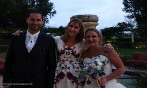 Mes mariés Laure & Benjamin - Domaine de la Baratonne - C