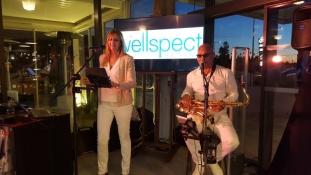 Vanessa B. Live - Entreprise Wellspect - Montpellier